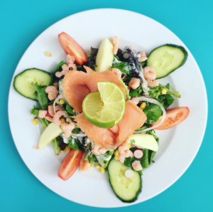 saladedesaumon